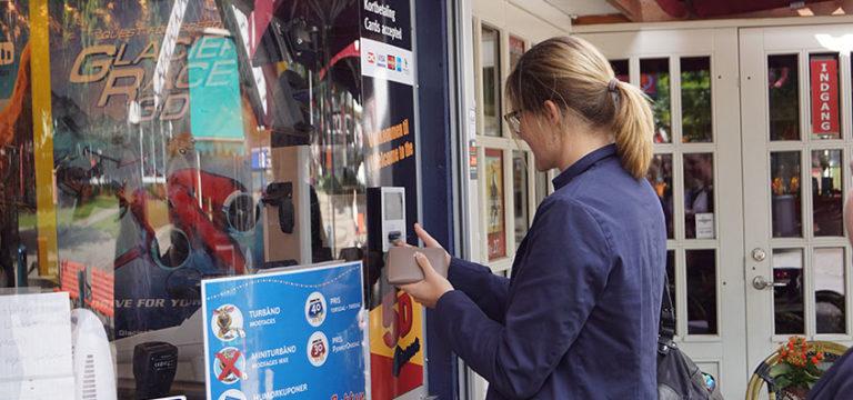 VendingCAT Elektronisk betaling til forlystelser og entré