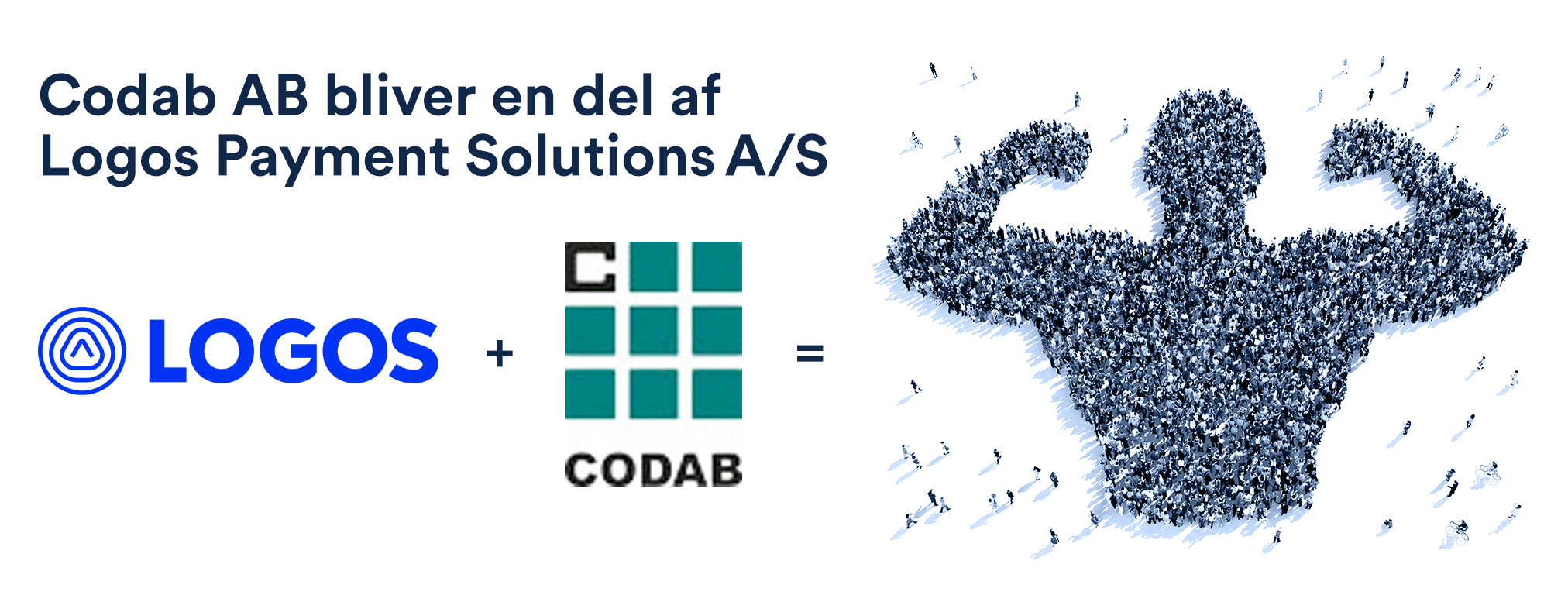 Codab AB bliver en del af Logos Payment Solutions A/S